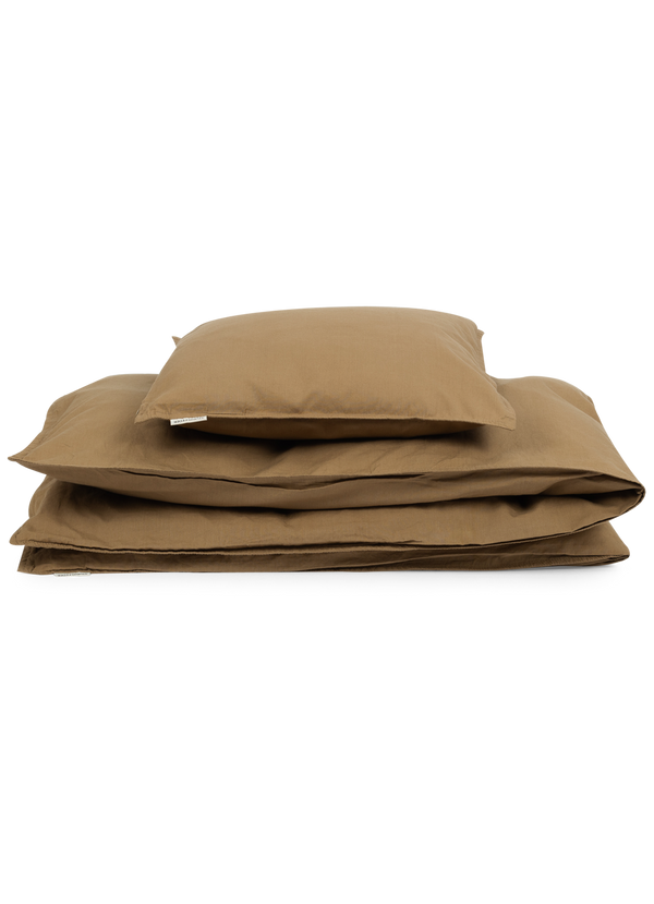 Studio Feder Junior Bedding Khaki