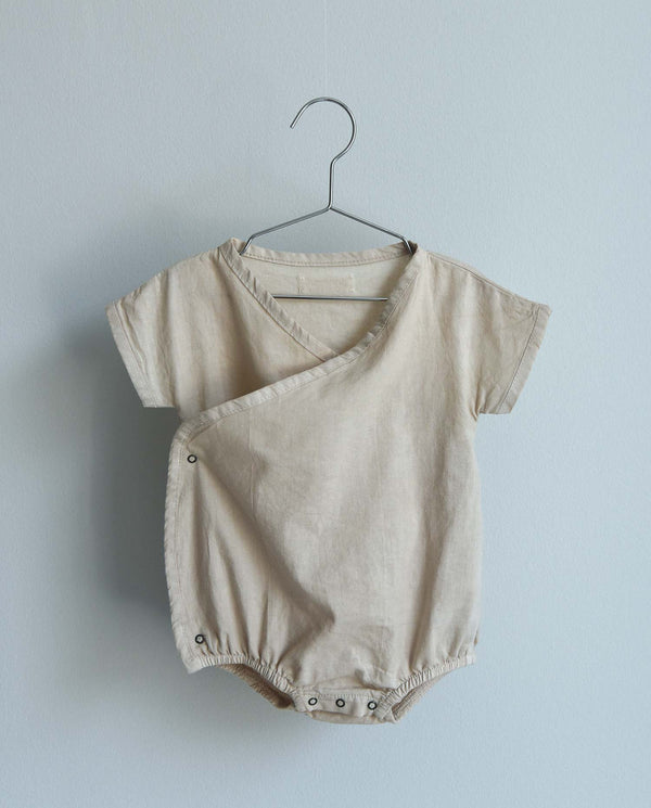 Co Label Noel Romper Sand