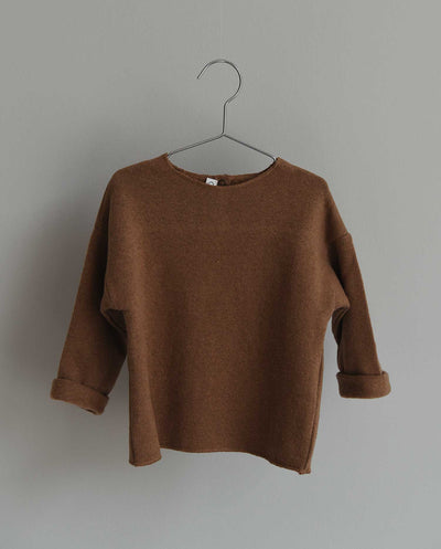 Co Label Sweater Billie Caramel