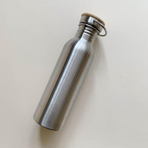 Haps Nordic Bottle 750ml Steel