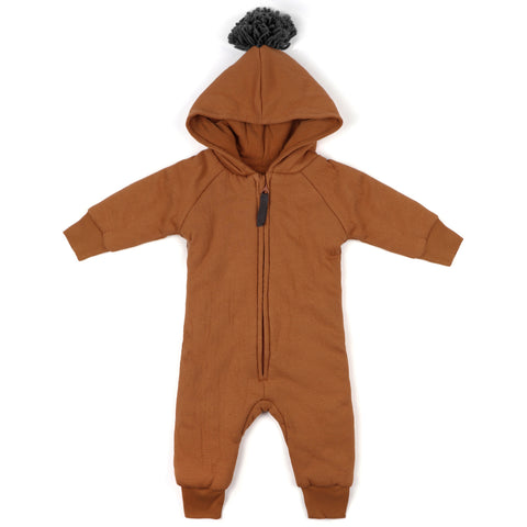 Phil and Phae Padded Babysuit Hazel