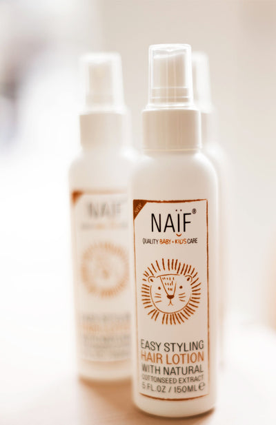 Naif Hair Lotion