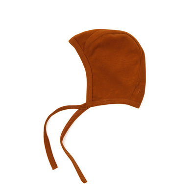 Phil and Phae Bonnet Burnt Orange