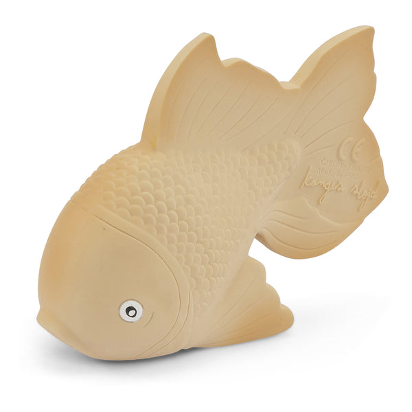 Konges Slojd Teether Soother Goldfish