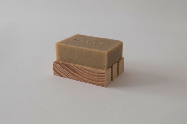 Tautanz Pine Soap Dish Small