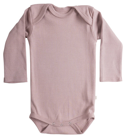 Minimalisma Nebel Romper Dusty Rose
