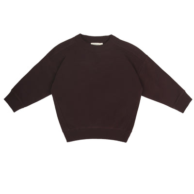 Phil & Phae Oversized sweater Cacao Nib