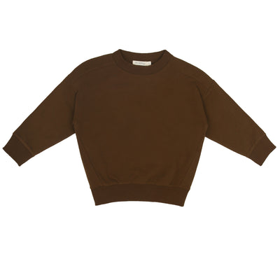 Phil & Phae Oversized sweater Moss