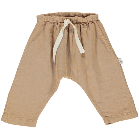 Poudre Organic Sauge Pants Indian Tan