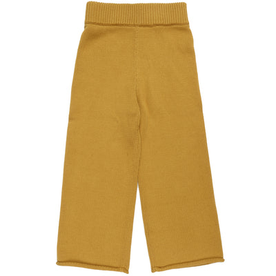 Maed for mini Golden Grasshopper Knit Culotte