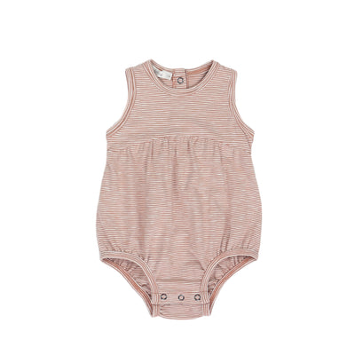 Phil and Phae Bubble Onesie Stripes - Last one 0-3m