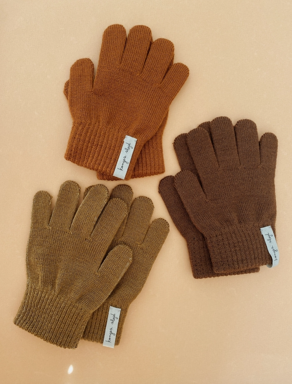 Konges Slojd Filla Mittens (3 pack)