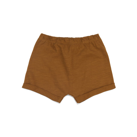 Phil and Phae Summer Shorts Gold Camomile