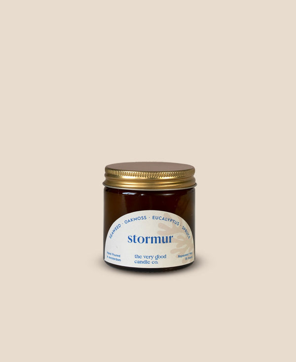 The Very Good Candle Company - STORMUR - Rapeseed Candle Travel Size