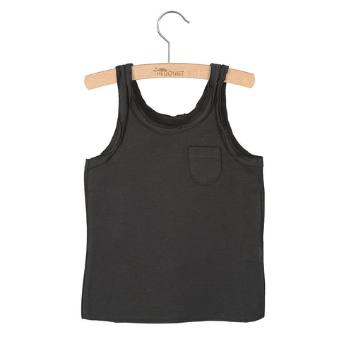 Little Hedonist Tanktop Lily Black - Last one 86