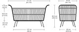 Bermbach Handcrafted Children's Bed FREDERICK