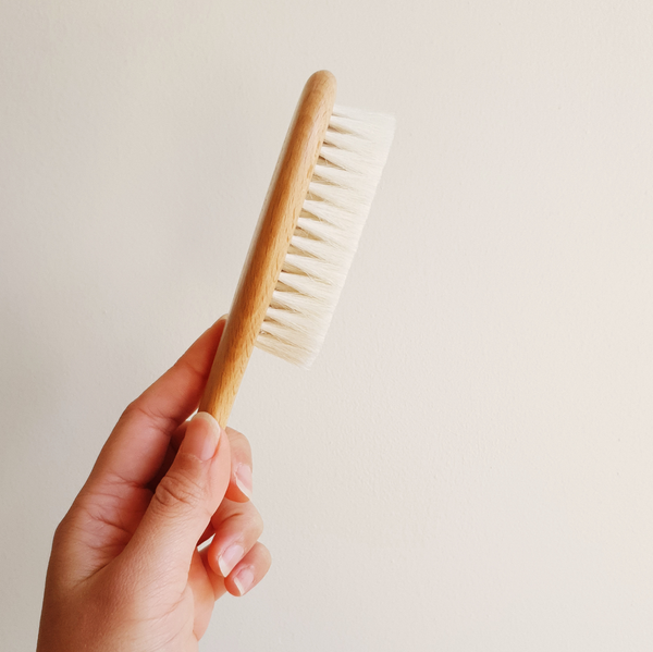 Susukoshi Baby Goat Hair Brush
