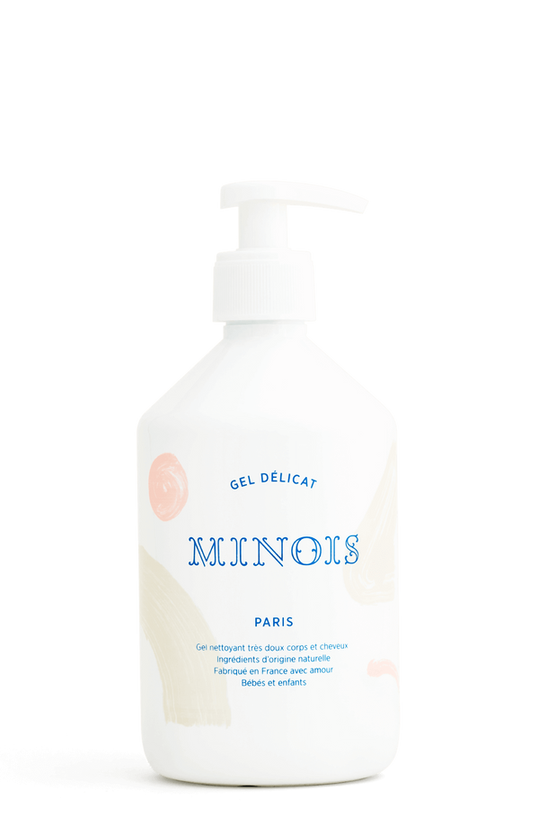 Minois Paris Natural Cleansing Gel