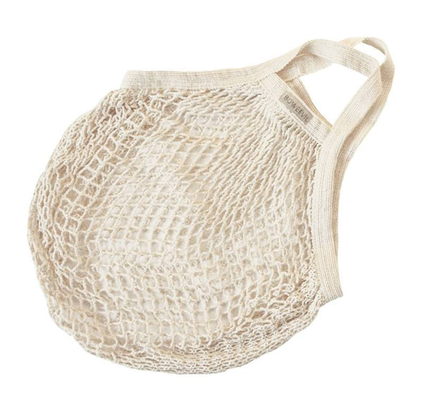 Boweevil Granny Bag White