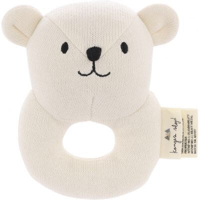 Konges Sløjd Quro Mini Bear Rattle
