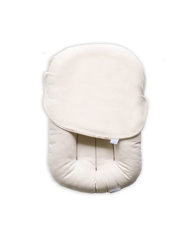 Snuggle Me Organic Bare Lounger Natural