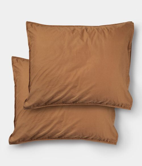 Midnatt Pillow Cases Dromedary Set of 2 50x60