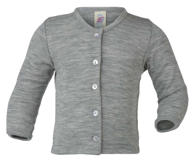 Engel Wool Cardigan Grey