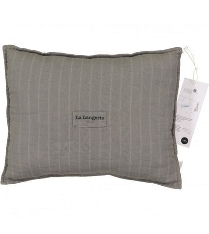 La Langerie Little Cushion Taupe Grey