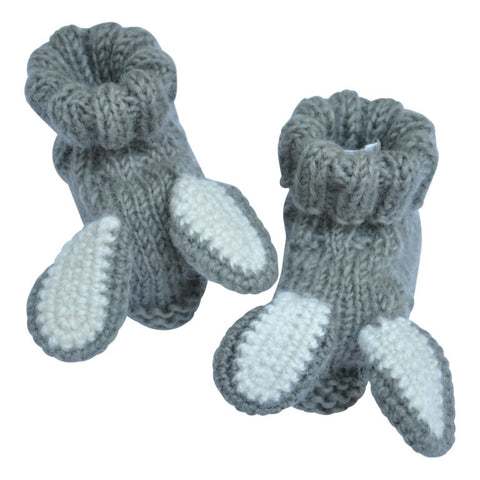 Hats over Heels Bunny Socks Grey