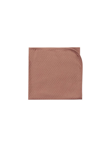 Quincy Mae Blanket Pebble Clay