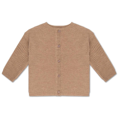 Repose AMS Knit cardigan camel