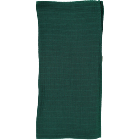Poudre Organic Swaddle Pavot Small Bistro Green