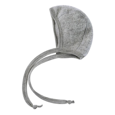Engel Wool Bonnet Grey