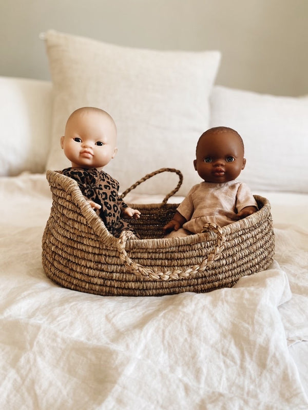 Noro Paris Doll Moses Basket