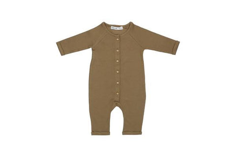 Little Indi Jumpsuit Moss- Last one 12-18M