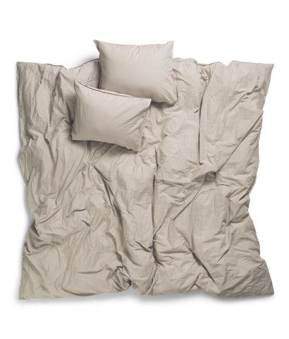 Midnatt Duvet Cover Pebble 220x240