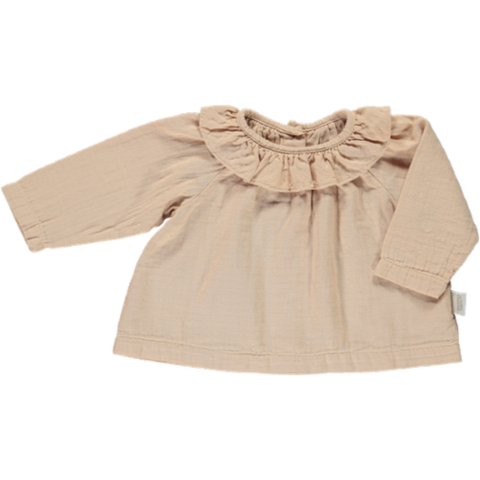 Poudre Organic Blouse Charme Amberlight