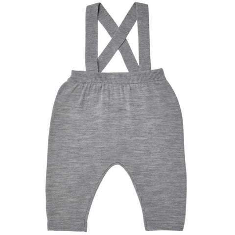FUB Baby Pants Light Grey