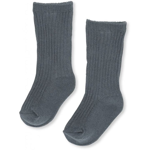 Konges Slojd Hisao Rib Socks Teal
