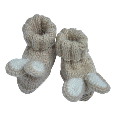 Hats over Heels Bunny Socks Beige