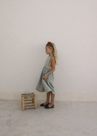 Yoli & Otis Valeriane Dress Desert Sage