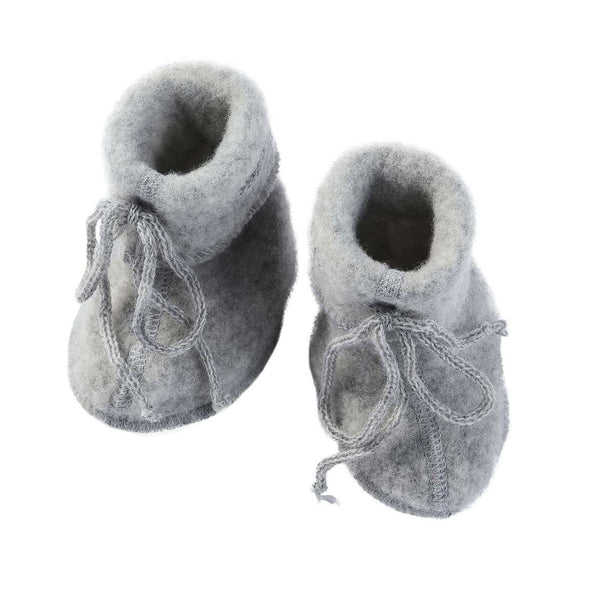 Engel Organic Wool Booties (4 colors)