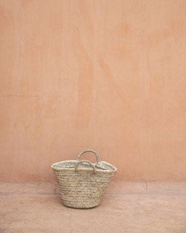 The Souks Handwoven Straw Bag S