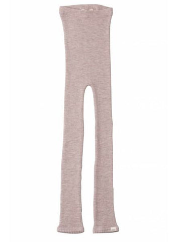 Minimalisma Legging Arona 100% merino wool Dusty Rose