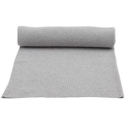 Konges Sløjd Blanket New Stitch Grey Melange