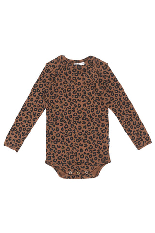 maed for mini Chocolate Leopard Body
