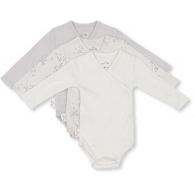 Konges Sløjd 3 Pack Nuevo Newborn Body
