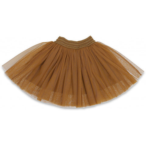 Konges Slojd Ballerina Skirt Dark Honey -  Last one 92/98