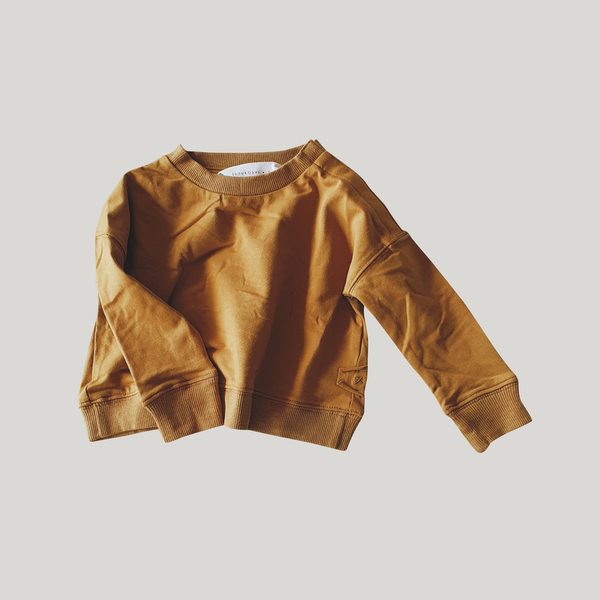 Susukoshi Pullover Antique Brass