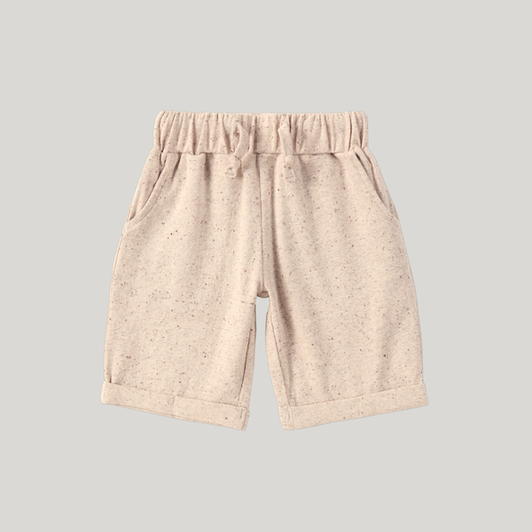 Susukoshi Relax Pants Beige Speckled